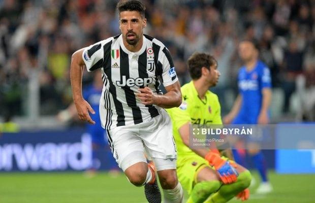 Liverpool vill byta Emre Can mot Sami Khedira