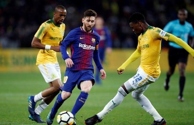 """Messi lugnar fansen: """"Barca är min enda klubb"""""""