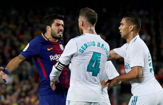 Barcelona Real Madrid live stream gratis? Se här!