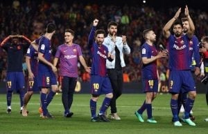 Barcelona öppnar för att sälja Luis Suárez