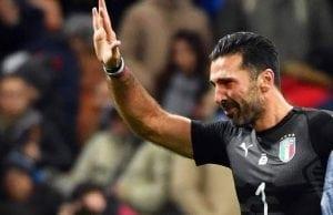 Buffon lämnar Juventus