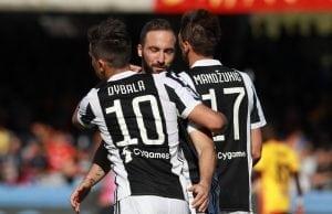 Gonzalo Higuaín kan lämna Juventus till sommaren