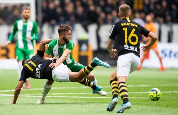 Hammarby AIK startelva, laguppställning & H2H statistik inför Hammarby - AIK!