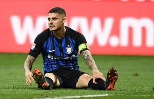 Juventus siktar in sig på Mauro Icardi i sommar