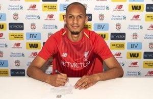 Officiellt Fabinho klar för Liverpool