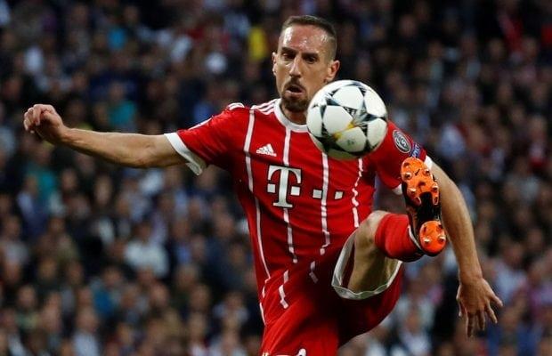 Officiellt: Franck Ribery förlänger med Bayern Munchen