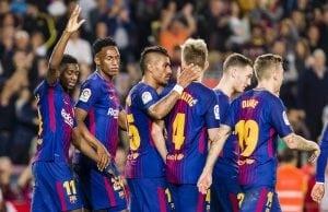 Ousmane Dembélé flirtar om en flytt till PSG