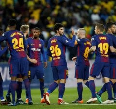Ousmane Dembélé kan lämnar Barcelona i sommar