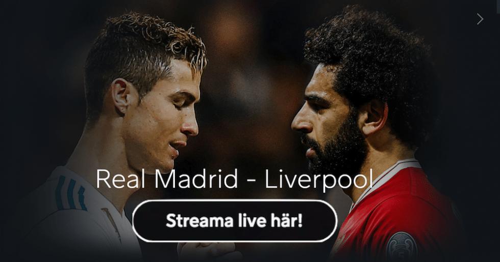 Real Madrid Liverpool stream - Real Madrid Liverpool live stream