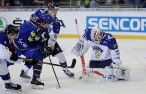 Sverige Finland TV kanal: vilken kanal visar Sverige Finland ishockey på TV?