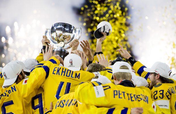 Sveriges Hockey VM 2019 spelschema - matcher, datum & TV-tider ishockeyn!