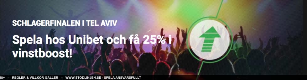 TV tider Eurovision 2019