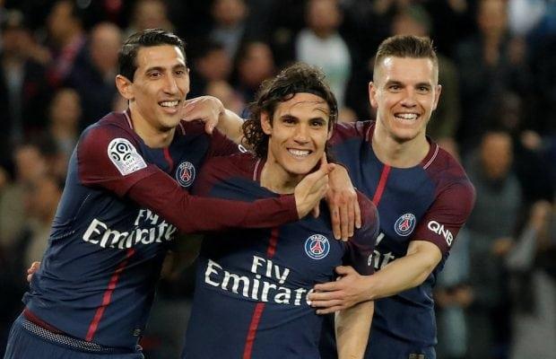 Uppgifter: Cavani ska ersätta Griezmann i Atlético Madrid