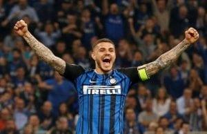 Uppgifter: Icardi nära förlängning med Inter