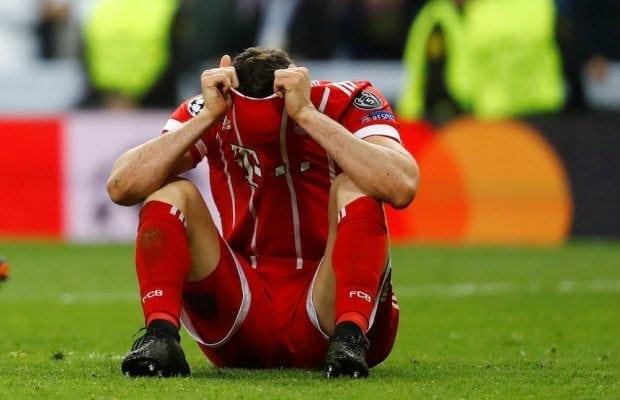 Uppgifter: Ingen Lewandowski till Real Madrid