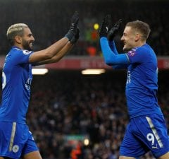 Uppgifter: Mahrez föredrar Arsenal före Manchester City
