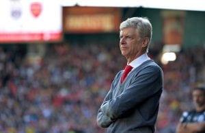 Uppgifter: Unai Emery i möte med Arsenal