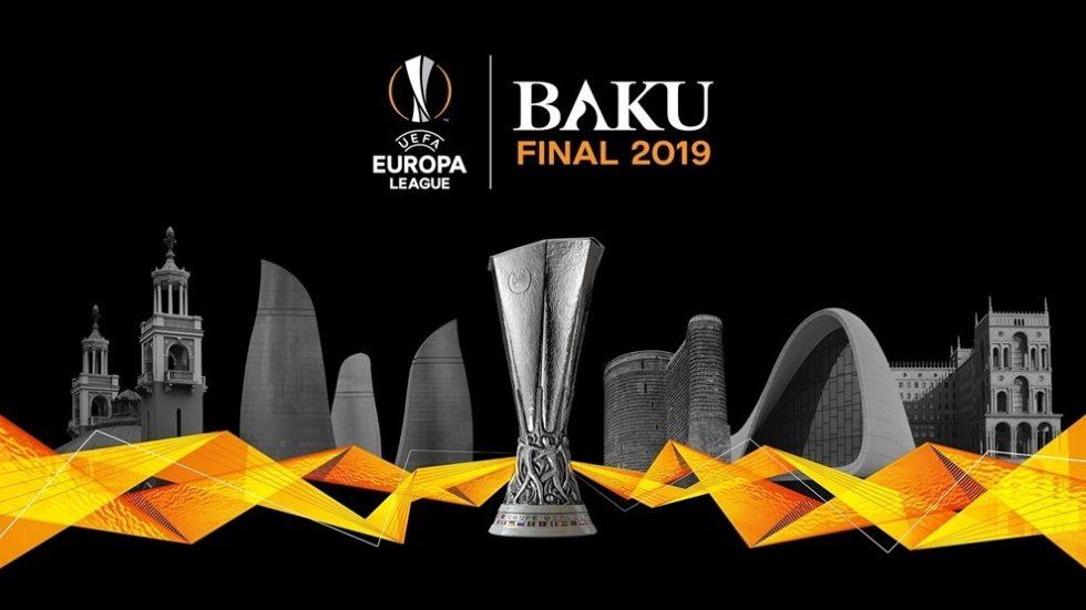 Var spelas Europa League finalen
