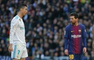 Vem har flest Champions League-titlar? Messi eller Cristiano Ronaldo?