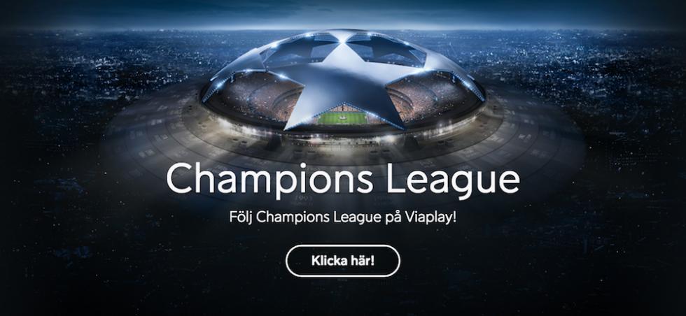 Vilken kanal sänder Champions League på TV ikväll-idag? TV-tider!