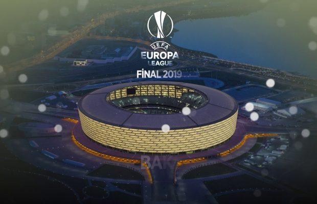 Vilken tid spelas Europa League finalen 2019 - när?