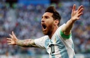 Bästa kombinerade startelva inför Frankrike Argentina