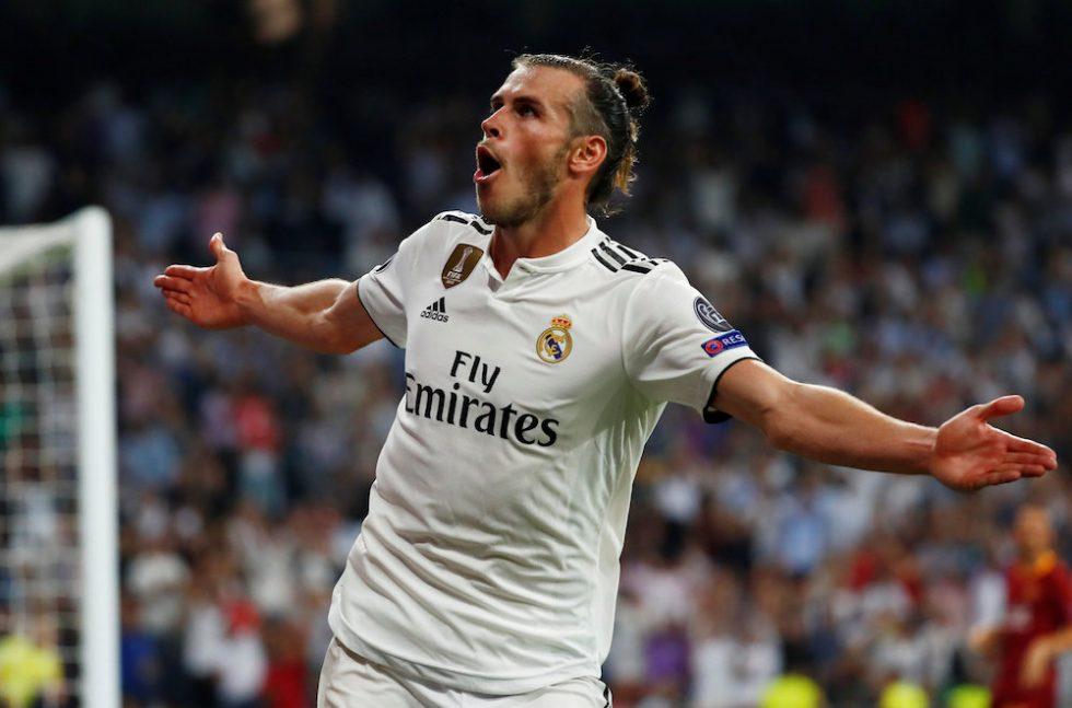 Bäst betalda fotbollsspelare i världen Gareth Bale