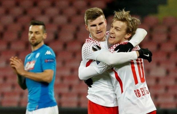 Bayern Munchen och Atletico Madrid jagar Timo Werner