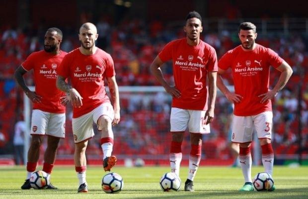 Bekräftar Jack Wilshere lämnar Arsenal