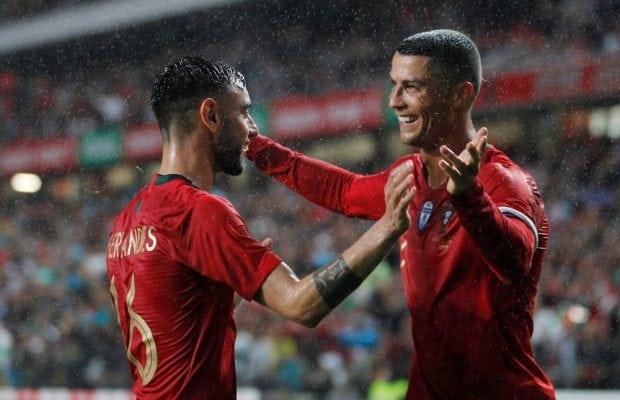 Bruno Fernandes bryter kontraktet - kan gå gratis till storklubbarna