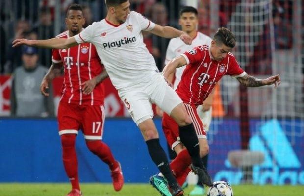 Clement Lenglet jagas av Barca och Manchester United