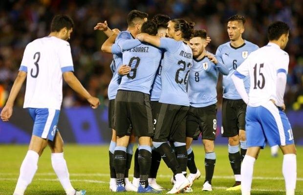 Egypten Uruguay stream