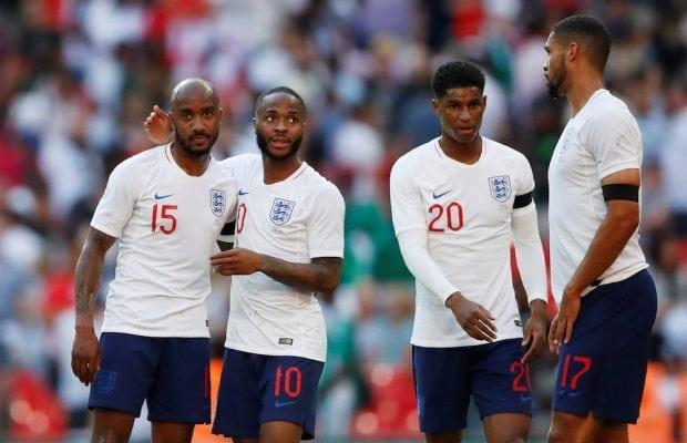 Englands VM trupp 2018 - engelska truppen till fotbolls-VM 2018!