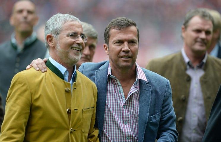 Gerd Muller är en av de bästa målskyttarna i fotbolls VM genom tiderna