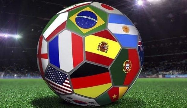 Fotbolls VM 2018 åttondelsfinaler