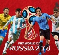 Han vinner assistligan i VM 2018