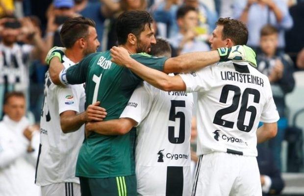 Juventus-stjärnan nära Arsenal
