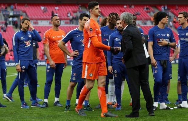Liverpool kan förstärka - Med Thibaut Courtois