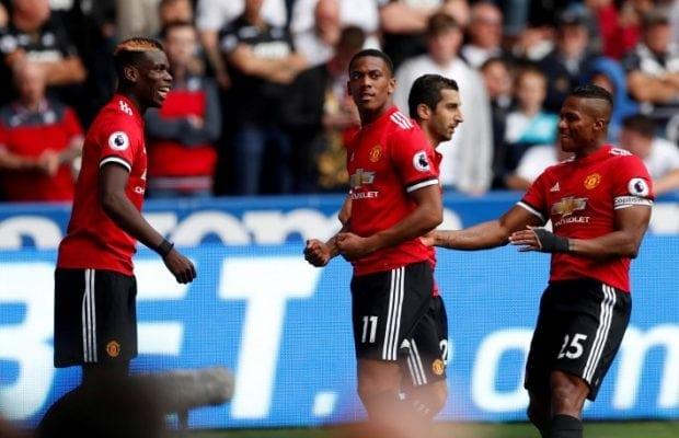 Martial vill lämna Manchester United
