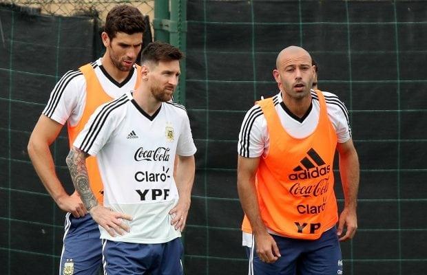 Messi föredrar stjärnorna före Griezmann