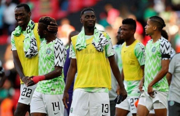 Nigerias VM trupp 2018 - nigerianska truppen till fotbolls-VM 2018! 11363d558c32b