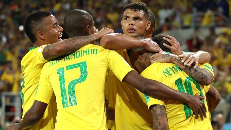 Odds Brasilien att vinna VM