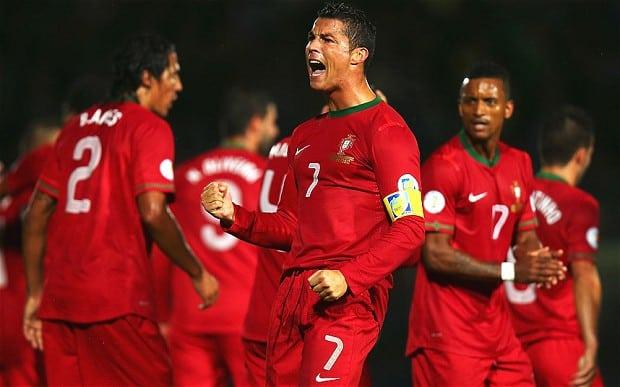 Odds Portugal att vinna VM