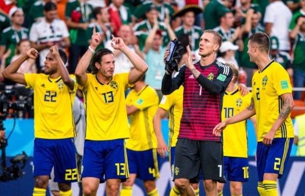 Odds tips Sverige vinner VM få 10.00 i odds på Sverige vinner VM 2018