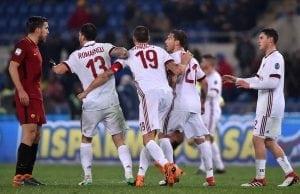 Officiellt Alessio Romagnoli förlänger med AC Milan