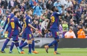 Officiellt: Samuel Umtiti förlänger med Barcelona
