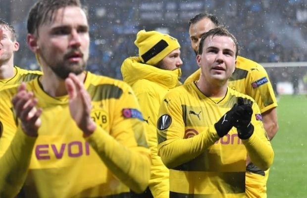 Premier League-trio jagar Götze