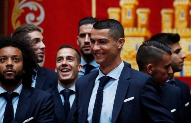 Ronaldo vill tillbaka till Manchester United