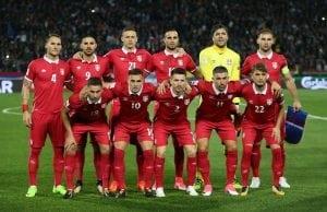 Serbiens trupp VM 2018 - serbiska truppen till fotbolls-VM 2018!