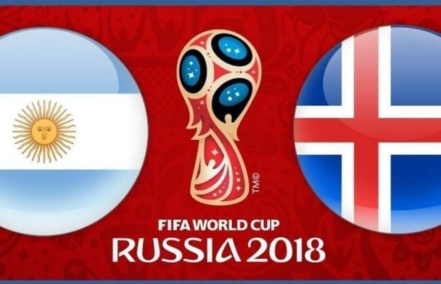 Speltips Argentina Island - bästa odds tips ARG vs ISL i Fotbolls VM 2018!